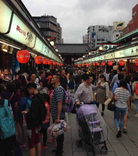Tokyo: un viaggio incantevole…