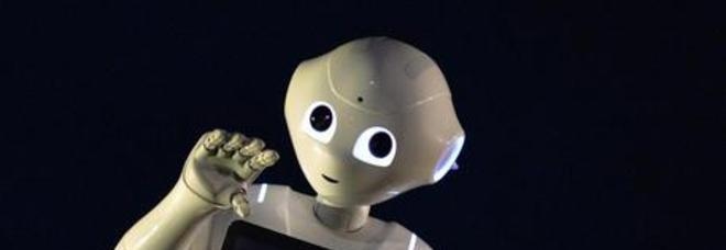 Pepper, il nuovo robot giapponese