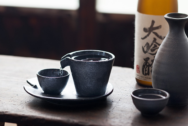 Gli alcolici in Giappone