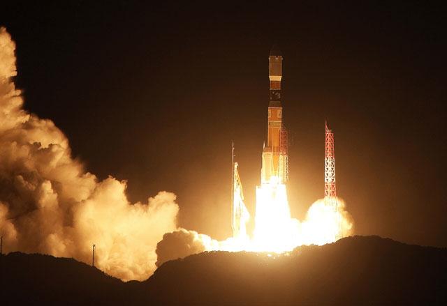 CALET IN ORBITA: collaborazione tra Giappone e Italia in campo aerospaziale.