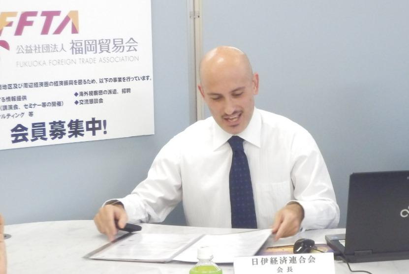Italia e Giappone: seminario sulle opportunita` di investimento in Italia per le imprese giapponesi nel settore agroalimentare