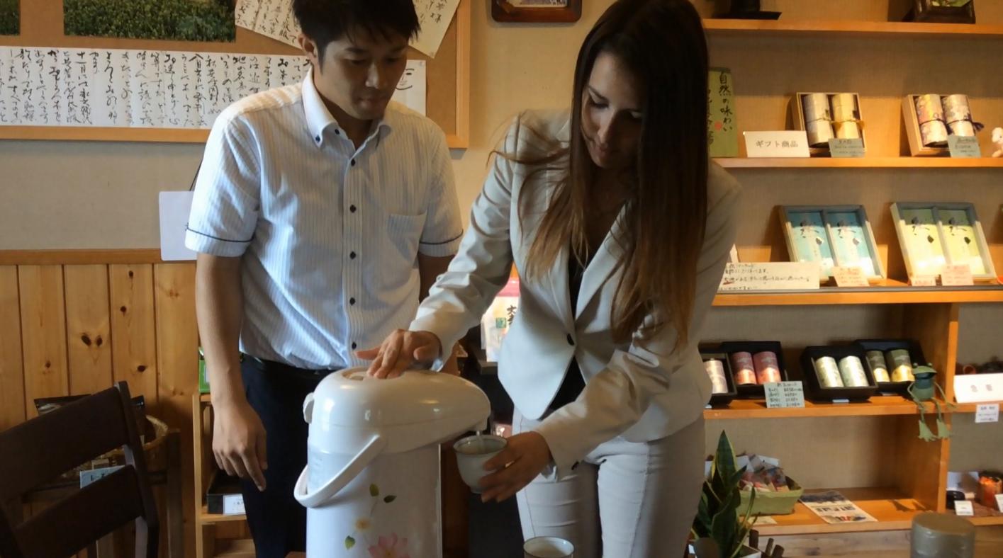L'elisir di lunga vita: tutti i segreti del tè verde giapponese | Unoike Tea Factory