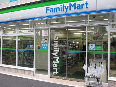 FamilyMart: strategia aggressiva