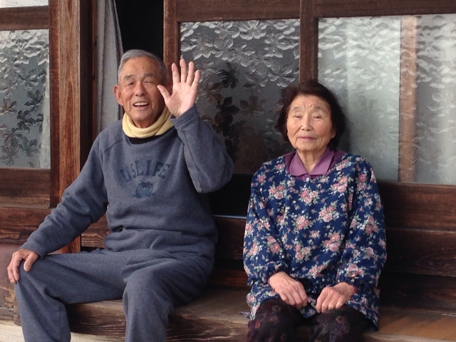 Ultracentenari in Giappone: 87 % sono donne