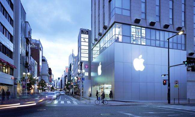 Dov'è finita la fila davanti all' Apple Store?