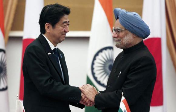 Ferrovie indiane più moderne grazie al Giappone