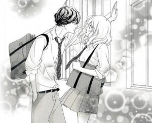 (C) Ao haru ride - A un passo da te di Io Sakisaka