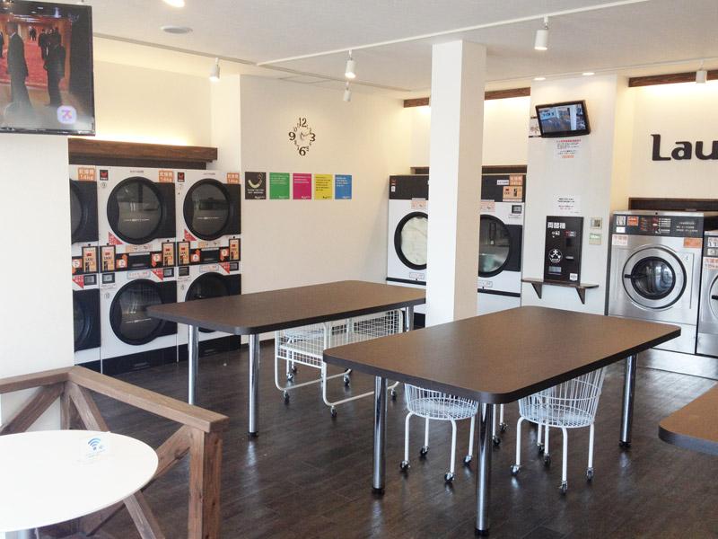 Giappone: Il boom delle lavanderie a gettoni