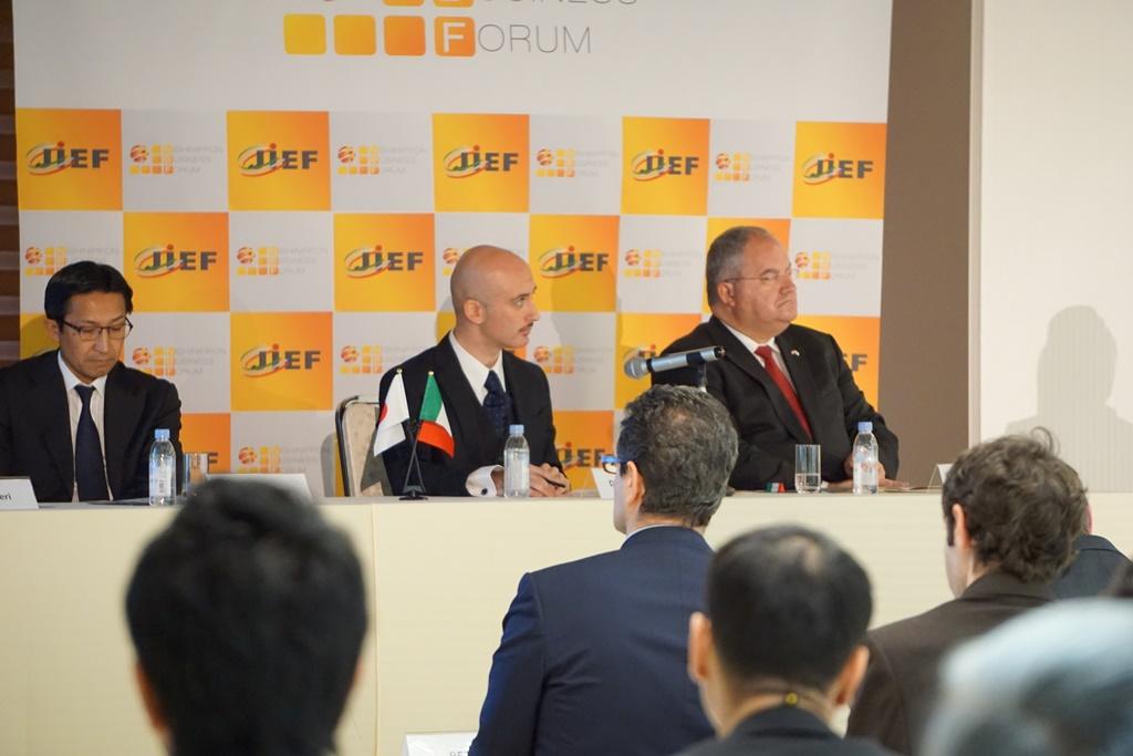 Conclusa con successo la terza edizione del Nishinippon Business Forum