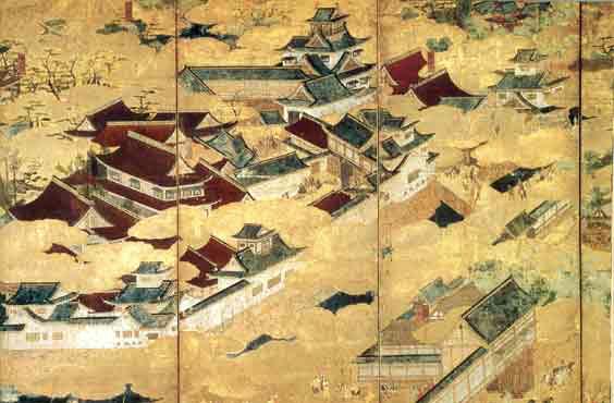 Kyoto: onde sismiche sveleranno il mistero del castello di Hideyoshi