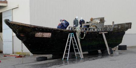Strani ritrovamenti in acque giapponesi