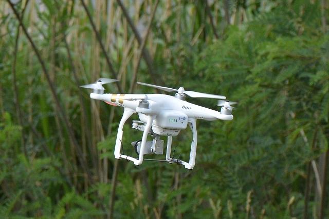 Dal Giappone la soluzione anti-droni terroristi