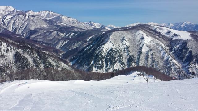 Giappone ottimo anche per gli amanti degli scii