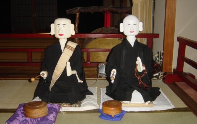 Hotokuji: il tempio dove i monaci sono dei robot