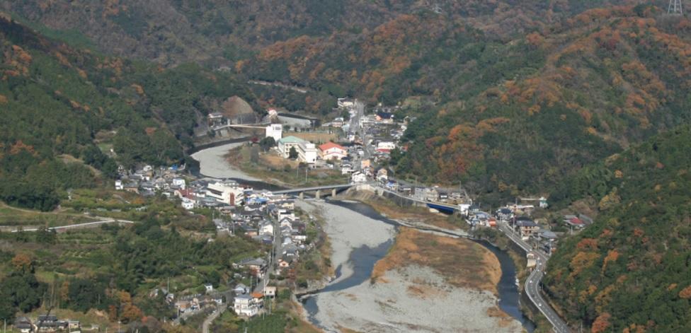 Kamiyama-Cho: esempio di rivalutazione zona rurale