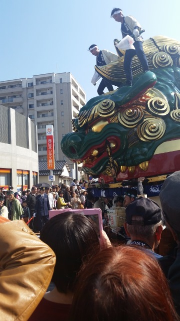 Karatsu Kunchi: il festival