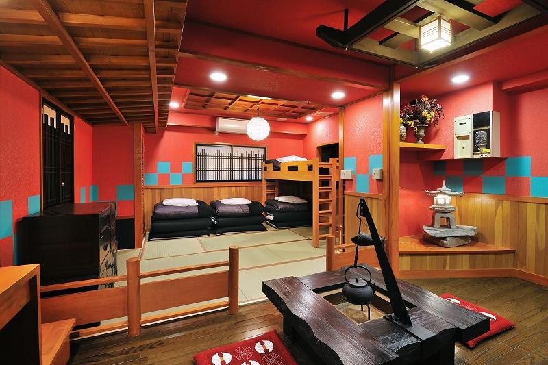 """Il """"love hotel"""" che diventa una guesthouse per turisti da tutto il mondo"""