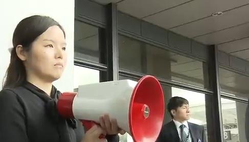 Megahonyaku: all'aeroporto di Narita i megafoni per abbattere le barriere linguistiche