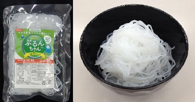 Gli spaghetti giapponesi amici della dieta