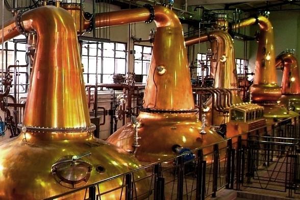 La Distilleria Yamazaki: dove nasce il whisky giapponese