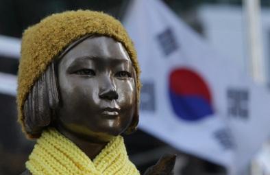 """Giustizia per le """"donne di conforto """"sud coreane"""
