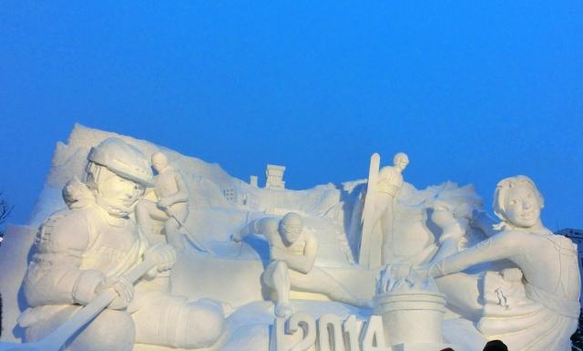 Festival delle neve a Sapporo