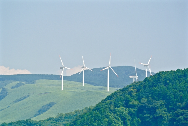 L'eolico si fa strada in Giappone
