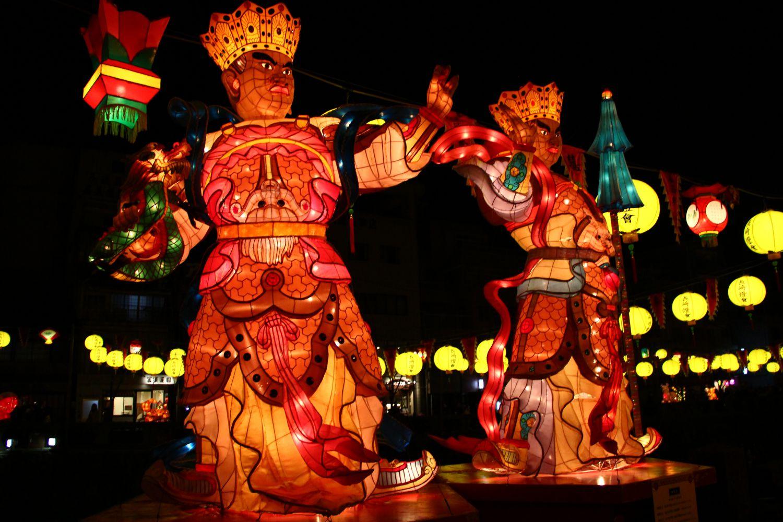 """Il """"Lantern Festival"""" di Nagasaki"""