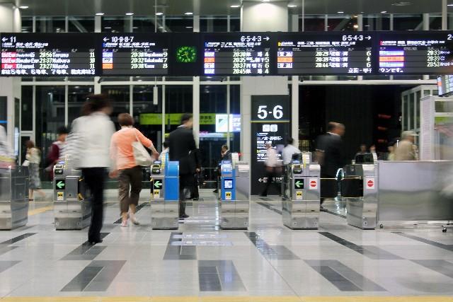 In Giappone la migliore rete ferroviaria