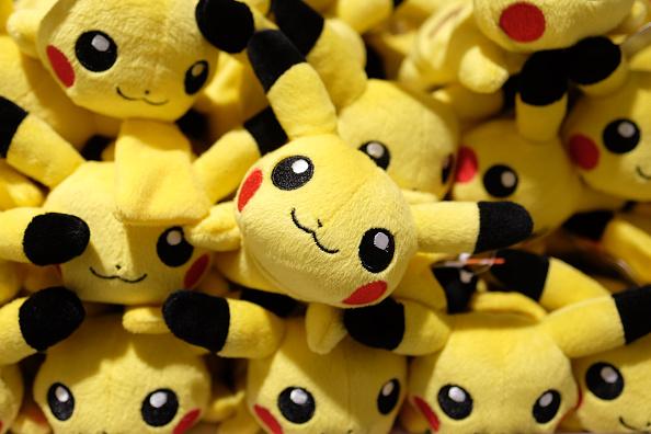 Pikachu: cuscini in edizione limitata