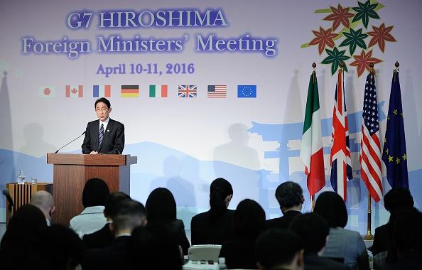 G7: apertura ad Hiroshima