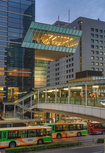 Viaggiare in Giappone: autobus locali e a lunga percorrenza
