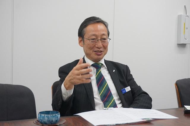 Il business del turismo in Giappone: intervista a Hiroshi Yamada, Direttore Generale della Nippon Ryokō Kyūshū