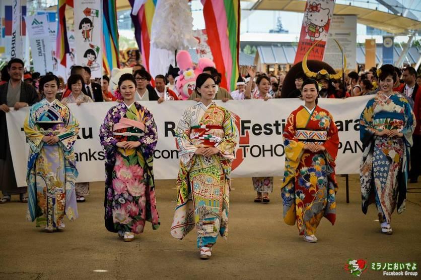 """""""Unire il mondo con i KIMONO"""" – Imagine Oneworld Kimono Project"""