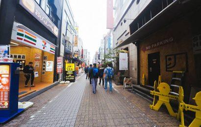 Furto multiplo e simultaneo in Giappone