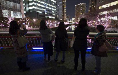 L'afflusso turistico in Giappone ha superato il record del 2015