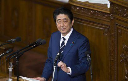 Giapponesi al voto