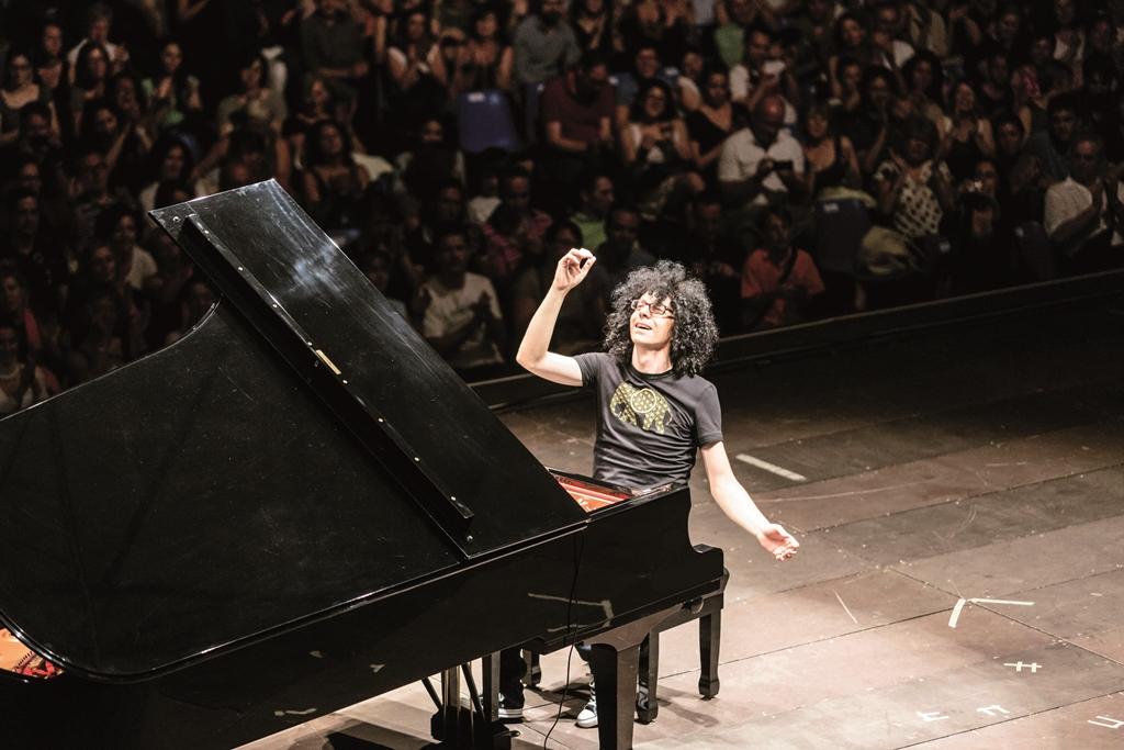 Giovanni Allevi e il Giappone: incontro con il maestro nel corso del suo ultimo tour in Giappone