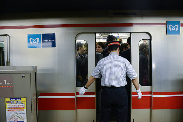 La metropolitana di Tokyo al servizio dei non vedenti