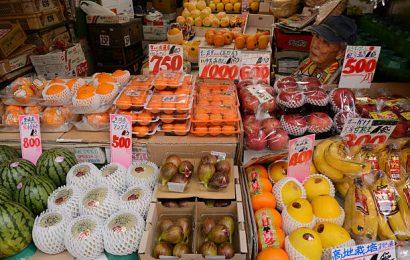 Perchè in giappone la frutta è così costosa?