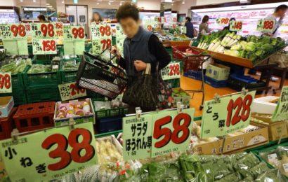 Essere vegetariani in Giappone