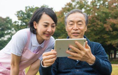 Giappone: 81enne inventa una app per anziani!