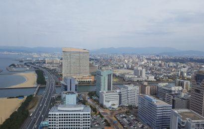 Giappone, ultime notizie: impressionante crollo stradale a Fukuoka
