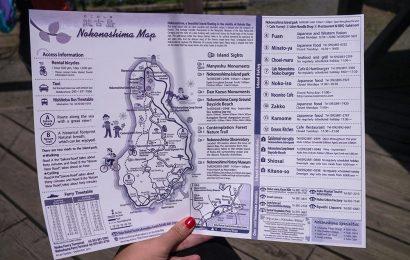 Diario di viaggio: Nokonoshima, una meta per ogni esigenza