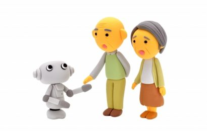 Giappone: un robot per ogni esigenza